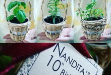 Nandita Birthday-23 September 2016 by FAM Organic