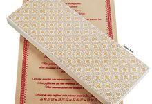 Scroll Wedding Invitations by A2zWeddingcards