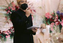 Minangnese Wedding of Nabila & Furqan by MC Faiz