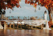 Our Favorite Bridal Decor by Nagisa Bali