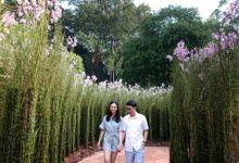 Kurniawan & Ita Prewedding by Lady Quissera