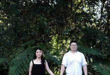 Ryan and Fernia Prewedding by Lady Quissera