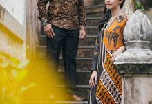 Prewedding Fani & Jafits by airwantyanto project