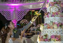 Wedding Day of Fantony & Eveline by D'banquet Pantai Mutiara