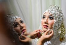 Wedding Day Inggit & Novin by FAP Photography
