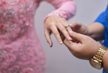 Engagement Irin & Herlambang by FAP Photography
