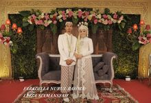WEDDING DAY OF FARADILLA by Quiccap Photo Booth