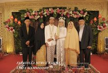 WEDDING DAY OF FARADILLA by Quiccap Photobooth
