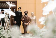 Akad Wedding Farah & Julian by Thebridewears