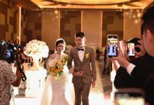 Wedding Day Dr. Christian & Dr. Claudia by Fashion Wedding and Event Organizer
