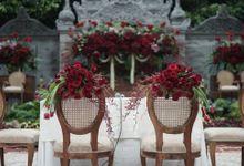 A beautiful Wedding of Fina & Busthomi by Kemas Wedding Organizer & Planner