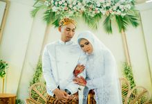 Roqhis & Fandie Wedding 10.10 by Stylized by Atalya