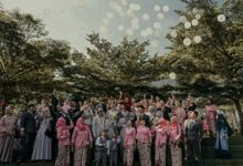 Fathia & Ekky Wedding at Felfest UI by AKSA Creative