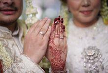Fatin & Fachri di gedung Antam by Diamond Weddings