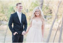 Whimsical Engagement by Amber Elaine Photography
