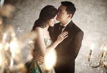 Bowie & Gladys - PreWedding by Faye Wedding