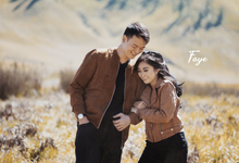 Handy & Jessica - Prewedding by Faye Wedding
