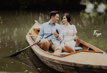 Reagan & Sisvika - Prewedding by Faye Wedding