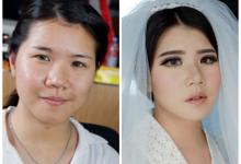 Makeup by Faye Wedding