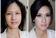 Makeup by Faye Wedding