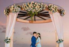 NARIZA & YOZKA by Bali Berdua Wedding