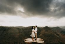 Postwedding of Ayu & Ario by Thecoupleideas Photo