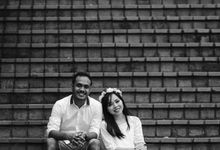 Prewedding of Griffit & Carl by Thecoupleideas Photo