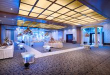 Wedding Decoration by Le Grandeur Mangga Dua Hotel