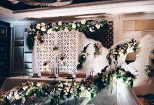 Amel & Luis - Hotel Shangrila 26 Mei 2018 by FIORE & Co. Decoration