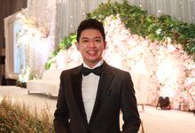 MC Wedding Double Tree Hotel Jakarta - Anthony Stevven by Anthony Stevven