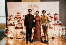 MC Sangjit Holiday Inn Kemayoran Jakarta - Anthony Stevven by Anthony Stevven