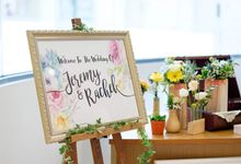 Sweet Spring Floral by A Quaint Revelry