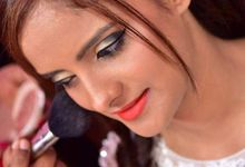 Goa Wedding Makeup Artist by Hazira Makeup Artist Goa