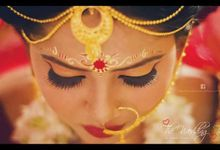 Bridal Makeover by Makeover By Sreya
