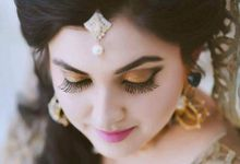 Destination Wedding by Hazira Makeup Artist Goa