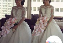 Weddings by Makeup by Stephanie Paras