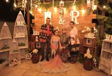 The Wedding Mirco And Rika by Flo Wedding Organizer