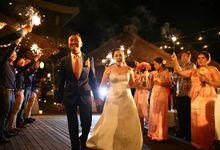 Tito & Ferra Wedding by Le Grande Bali Uluwatu