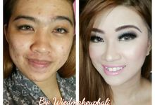 Before And After by Wied Make Up