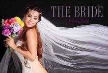 THE BRIDE ❤ by D' Makeup Artist