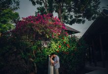 Overseas Pre-wedding Shoot by EESHA KE