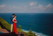 Overseas Pre-wedding Shoot by EESHA KE