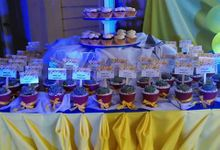 Elna & Robert Wedding by ROSE CATERING & EVENTS