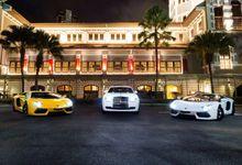 Rolls Royce Ghost Bridal Car Rental by Victoria Wedding Collection