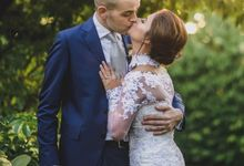 Max & Len Wedding by Marky Images