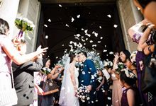 Marlou & Russarey Wedding by Bride Idea