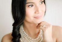 Bride Ms. Rhona by Anna Limson Makeup Artistry