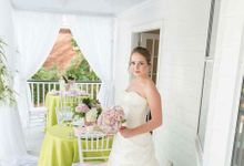 Bridal Photo Shoot by Firefly Weddings & Events