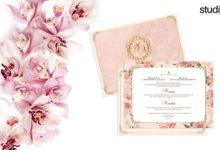 Bespoke Wedding Invites by Studio6 - Creative House