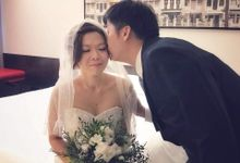 Wedding Happiness by Angel Chua Lay Keng Makeup and Hair